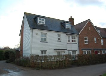 Thumbnail 4 bed end terrace house to rent in St. Pauls Court, Lynsted, Sittingbourne, Kent