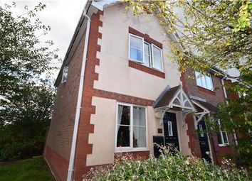 Thumbnail 2 bed semi-detached house to rent in Westons Brake, Emersons Green, Bristol