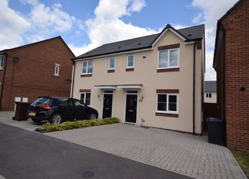 3 bed semi-detached house to rent in Thorntree Lane, Branston, Burton-On-Trent DE14