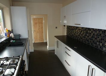 Thumbnail 3 bedroom terraced house to rent in Crown Street, New England, Peterborough