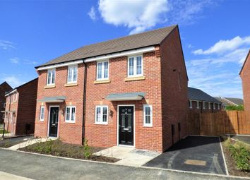 Thumbnail 2 bed semi-detached house for sale in 25 Meadow Lane, Catterall, Garstang, Preston