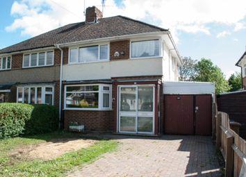 Thumbnail 3 bed semi-detached house for sale in Ridgehurst Avenue, Leavesden, Watford
