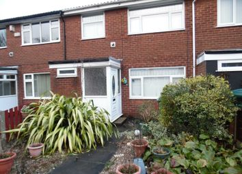 Thumbnail 3 bed town house for sale in Oswald Street, Shaw, Oldham