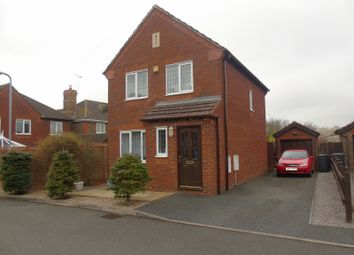 Thumbnail 3 bed detached house for sale in Mole Close, Stone Cross, Pevensey
