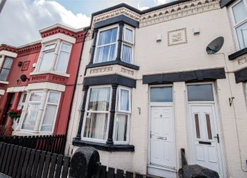 Thumbnail 3 bed terraced house to rent in Hawthorne Road, Bootle, Liverpool