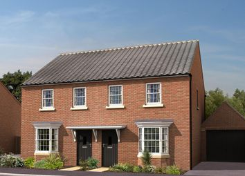 "Thumbnail 3 bedroom semi-detached house for sale in ""Archford"" at Laurels Road, Offenham, Evesham"