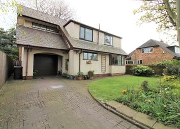 Thumbnail 3 bed detached house for sale in Moorland Road, Poulton-Le-Fylde