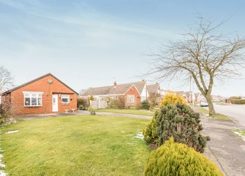 Thumbnail 2 bedroom detached bungalow for sale in Norfolk Avenue, Burton-Upon-Stather, Scunthorpe