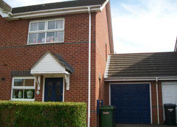 Thumbnail 2 bedroom semi-detached house to rent in Tibbs Way, Bugbrooke, Northampton