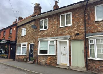 Thumbnail 3 bedroom terraced house to rent in Long Street, Easingwold, York