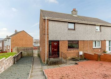 Thumbnail 2 bed semi-detached house for sale in Thorney Way, Stranraer, Dumfries And Galloway