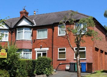 Thumbnail 5 bedroom semi-detached house for sale in Park Road, Prestwich, Manchester