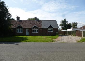 Thumbnail 3 bedroom bungalow to rent in Mill Road, Hemsby, Great Yarmouth