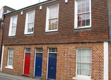Thumbnail 2 bed flat to rent in Love Lane, Canterbury