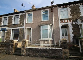 Thumbnail 3 bedroom terraced house for sale in Bedw Road, Cilfynydd, Pontypridd
