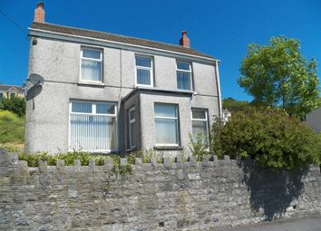 Thumbnail 4 bed detached house for sale in Pwll Road, Pwll, Llanelli