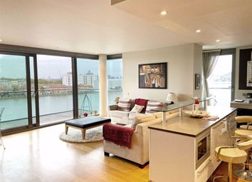 Thumbnail 2 bed flat to rent in Coptain House, Riverside Quarter, Wandsworth
