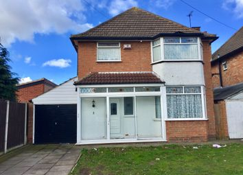 Thumbnail 3 bed detached house for sale in Greystoke Avenue, Hodge Hill, Birmingham