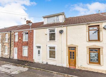 3 bed terraced house for sale in Idris Terrace, Plasmarl, Swansea SA6
