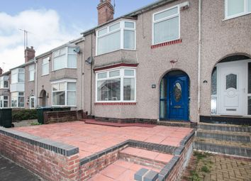 Thumbnail 3 bedroom terraced house for sale in Oakfield Road, Coundon, Coventry