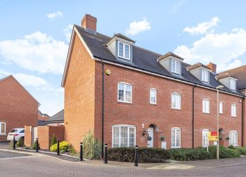 Thumbnail 4 bed end terrace house for sale in Cumnor Hill, Oxford