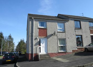 Thumbnail 3 bed semi-detached house for sale in 26 Borthaugh Road, Hawick