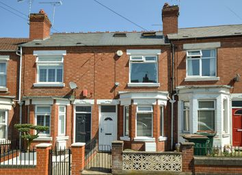 Thumbnail 4 bedroom terraced house for sale in Huntingdon Road, Earlsdon, Coventry