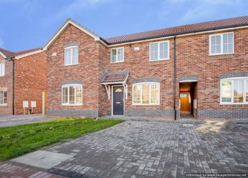 Thumbnail 2 bed town house for sale in Bilberry Close, Scunthorpe