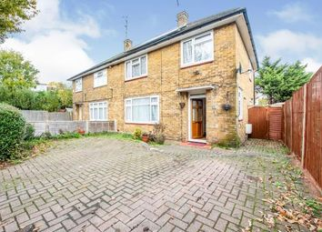 Thumbnail 4 bed semi-detached house for sale in Harold Hill, Romford, Havering