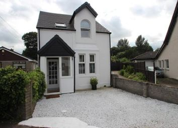Thumbnail 3 bed detached house for sale in Stirling Road, Cumbernauld, Glasgow, North Lanarkshire