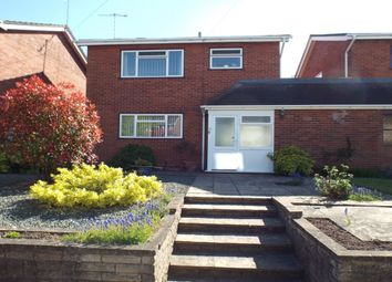 Thumbnail 3 bed detached house for sale in School Lane, Badsey, Evesham
