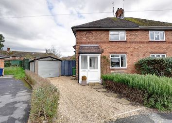 Thumbnail 3 bed semi-detached house for sale in Edinburgh Road, Marlow