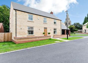 Thumbnail 5 bed detached house for sale in 9 St Mary's Lane, Warmington, Peterborough