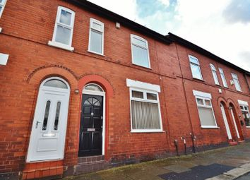Thumbnail 2 bedroom terraced house to rent in Romiley Street, Salford