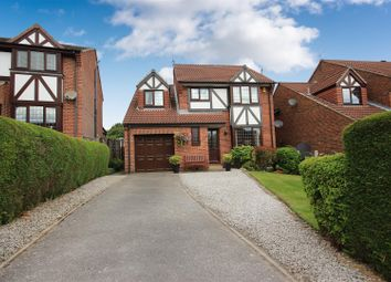 Thumbnail 4 bed detached house for sale in Bishopdale Rise, Mosborough, Sheffield