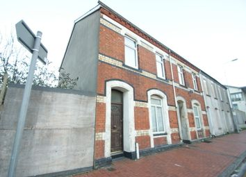 Thumbnail 2 bedroom semi-detached house to rent in Tresillian Terrace, Cardiff