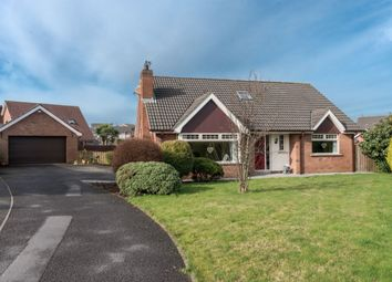 Thumbnail 4 bed bungalow for sale in Cairndore Crescent, Newtownards