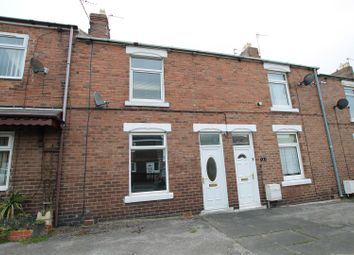 2 bed terraced house for sale in Front Street, Sunnybrow, Crook DL15