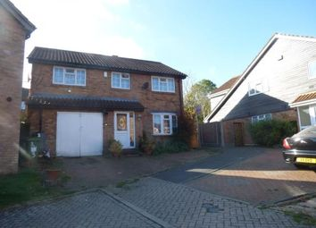 Thumbnail 4 bed detached house for sale in Byward Close, Neath Hill, Milton Keynes, Bucks