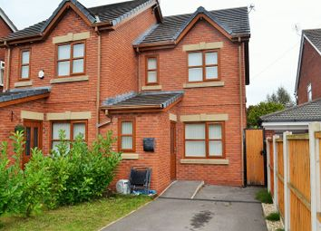 Thumbnail 3 bed semi-detached house to rent in Tennyson Drive, Ormskirk