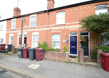 Thumbnail 2 bed terraced house for sale in Wykeham Road, Reading, Berkshire