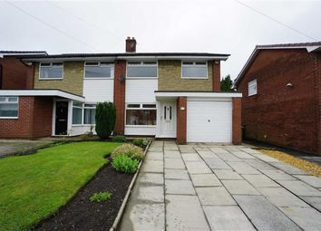 Thumbnail 3 bedroom semi-detached house to rent in Stanley Close, Westhoughton, Bolton