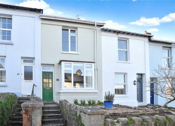 Thumbnail 2 bed terraced house to rent in Tudor Road, Newton Abbot, Devon