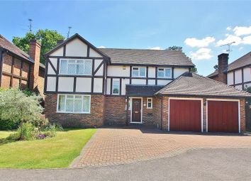 Thumbnail 4 bed property for sale in Bisley, Woking, Surrey