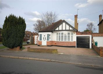 Thumbnail 4 bed detached bungalow for sale in Howletts Lane, Ruislip