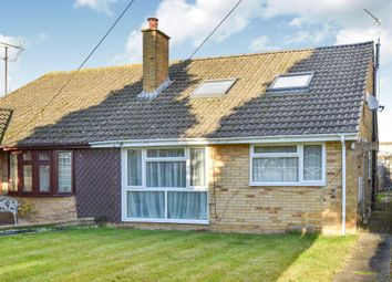Thumbnail 3 bed semi-detached bungalow for sale in North Way, Potterspury, Towcester