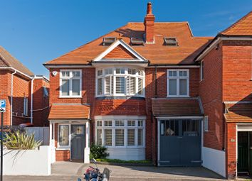 Thumbnail 5 bed semi-detached house for sale in Hove Street, Hove
