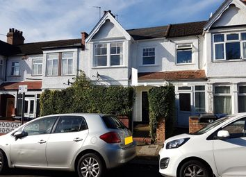 Thumbnail 3 bed semi-detached house for sale in Audley Road, London