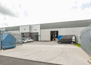 Thumbnail Industrial for sale in Brightgate Way - Unit 5, Trafford Park, Manchester