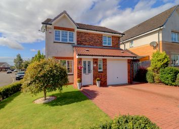 Thumbnail 3 bed detached house for sale in Broompark Crescent, Airdrie